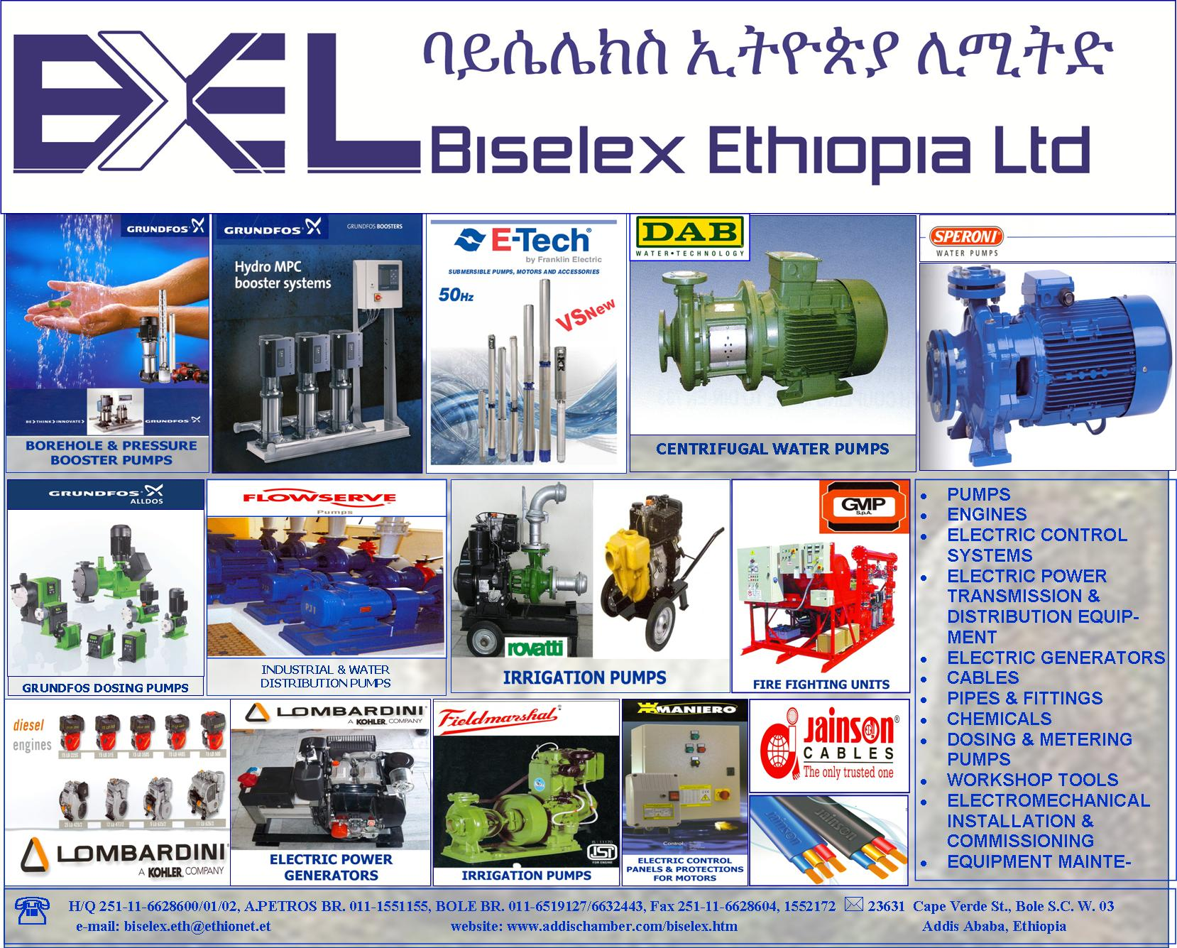 About Ethiopian Chamber of Commerce and Sectorial Associations
