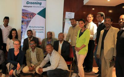 GEM-Project organizes Textile Cluster Meeting