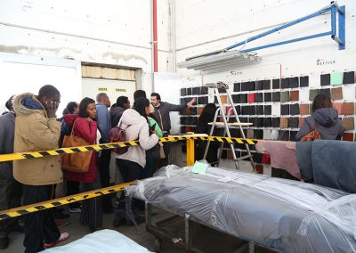 Visit to Prodital Leather 9