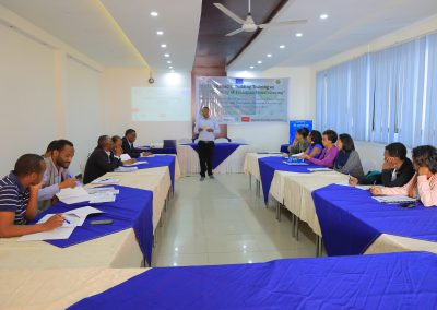 GEM Project Capacity building training on SCP practice and patterns is scheduled from December 2 to 30, 2019 2