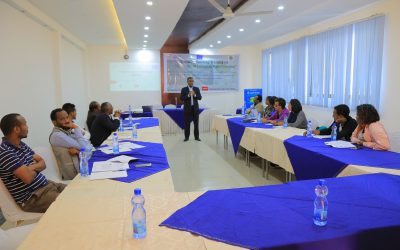 Capacity building training on SCP Practice & Patters Conducted December 2-20, 2019