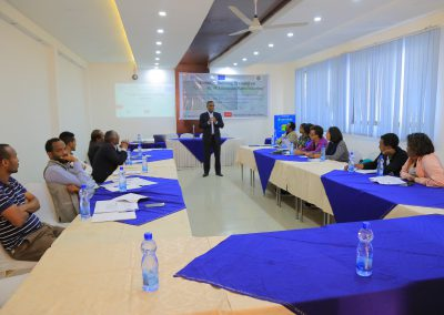 GEM Project Capacity building training on SCP practice and patterns is scheduled from December 2 to 30, 2019 4