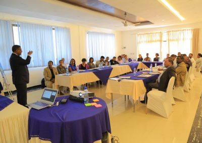 GEM Project Capacity building training on SCP practice and patterns is scheduled from December 2 to 30, 2019 5