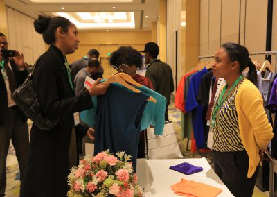 GEM total of 7 Clusters members have participated & displayed their Green Products13