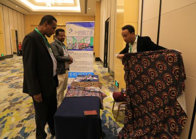 GEM total of 7 Clusters members have participated & displayed their Green Products314