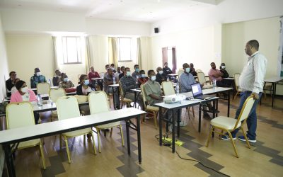 GEM Project arranged a one day capacity building training