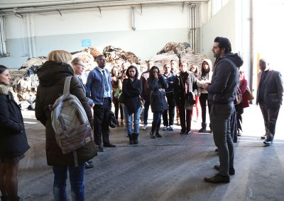 Visit to Prodital Leather 7