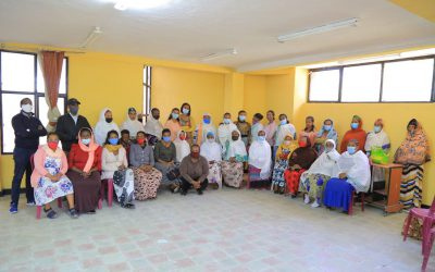 GEM project conducted cooperative cluster members' training on November 4 and 5, 2020